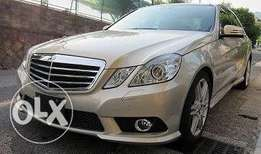 2010 Mercedes Benz E300 Accident free clean car