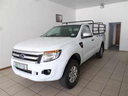 Ford Ranger 3.2 TDCi XLS Single Cab 4 x 4