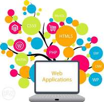 Web Applications, Website Design And Mobile Apps Development