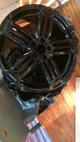 Rims to fit polo 6R