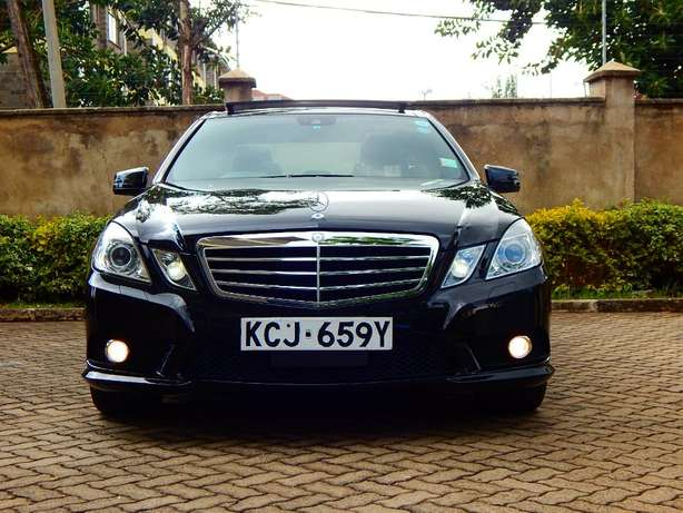 Superb Mercedes Benz E250 CGI BE Lavington - image 1