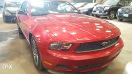 Tokunbo ford mustang