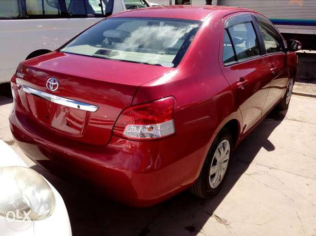 Toyota belta red color new plate number fresh imports Mombasa Island - image 3