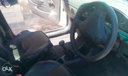 2008 white Ford Bantum 1.3i Rocam in good condition for sale