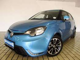 2015 MG3 1.5 Style 5Dr