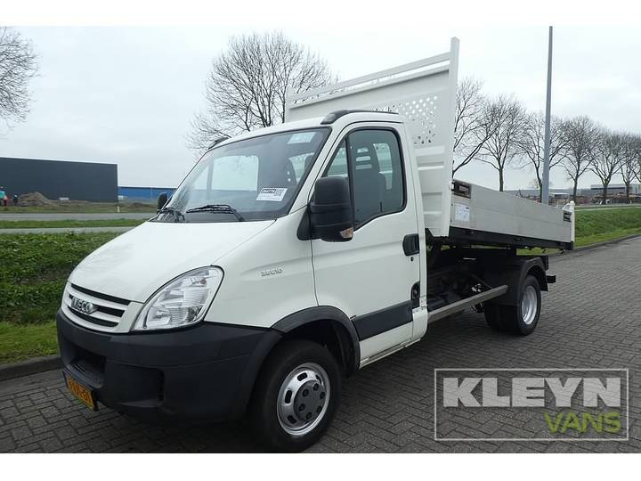 Iveco DAILY 35C10 kipper 106 dkm! - 2008