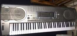 keyboar 3300 wk Casio