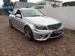 "2008 Mercedes C63 AMG,20"" AMG Wheels,sunroof,immaculate,pristine condi"