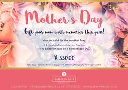 Mothers Day Promotion - Photography
