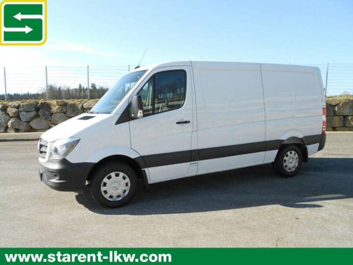 Mercedes-Benz Sprinter 314 CDi, L2H1, Radstand 3665 mm