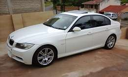2008 BMW 3 Series 160000 for sale R 23000