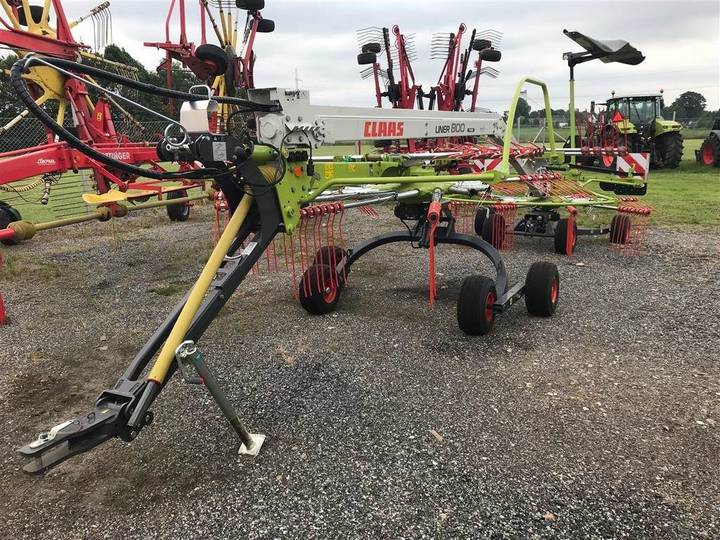 Claas Liner 800 Twin - 2019