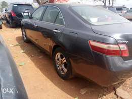 Toyota Camry 2007 up for grab at an affordable price