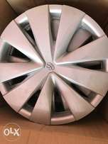 "14"" Rims and wheel covers for toyota aygo"