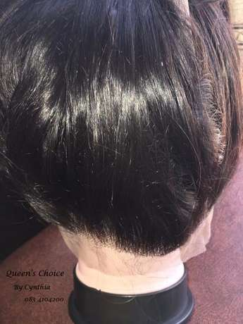 QUEEN'S CHOICE 360 degree full lace frontal closure Sunninghill - image 3