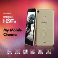 "INFINIX Hot 5 (X559C) - 5.5"" - 8MP Camera - 16GB - 2GB RAM - 3G - Dual"