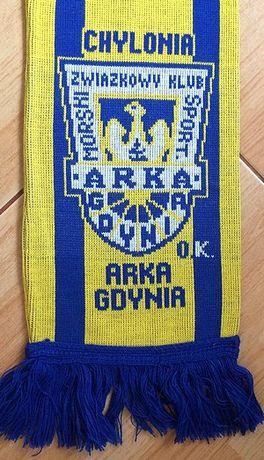 Szalik kibicowski Arka Gdynia 7521519664 Allegro.pl