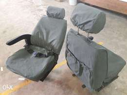 All Types Of Vehicle Seat Covers