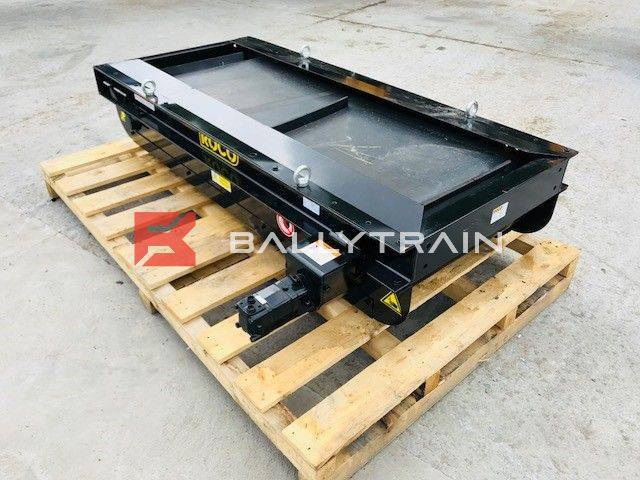 Roco Cp 20/80 Overband Steel Magnet, Hydraulic - 2019 - image 7