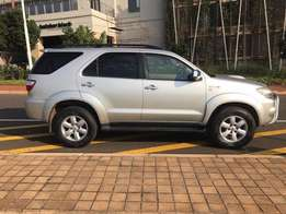 2010 toyota fortuner 3.0 d4d automatic