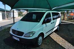 Mercedes Benz 115 Vito 8 Seater For Sale