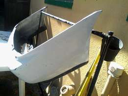 FOR SALE - Toyota Corolla / Honda Ballade Civic rear bumper
