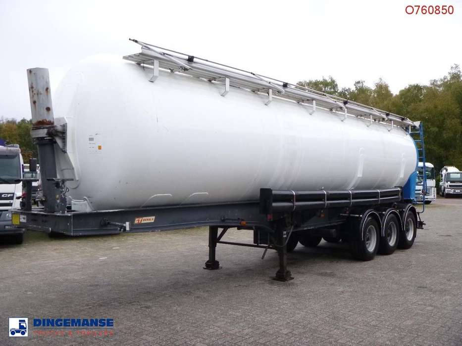 GENERAL TRAILER / Benalu Bulk tank alu 42 m3 / 1 comp (tipping) - 2001