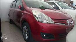 Nissan Note. Fully Loaded.