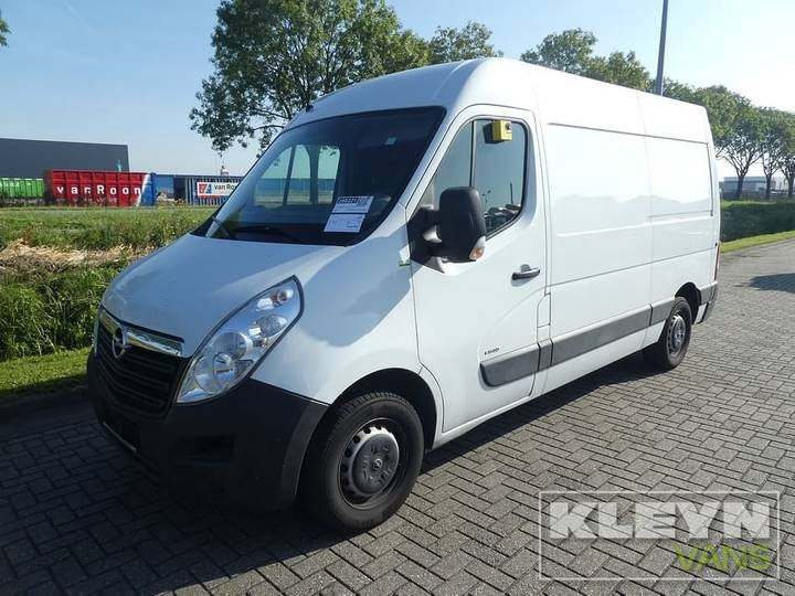 Opel MOVANO 2.3 CDTI laadlift, lier, airc - 2017