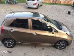 Extremely Economical Kia Picanto 2012 Year Model