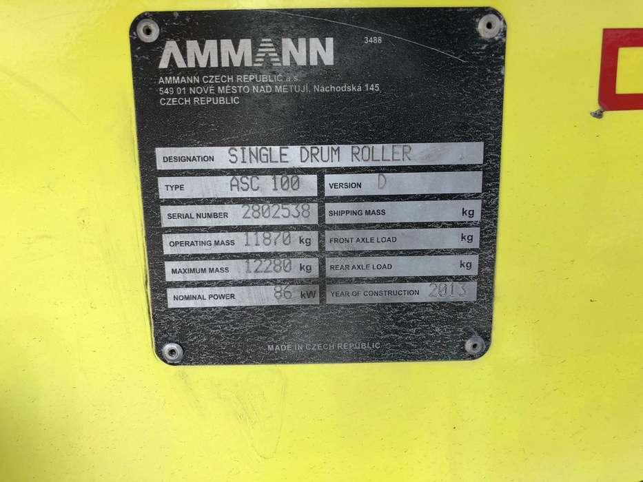 Ammann ASC100D Padfoot shell - 2013 - image 13