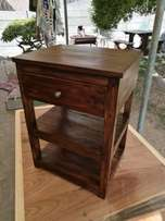 Stunning Hand Crafted Bedside Tables For Sale