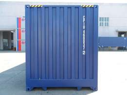 New 40ft Hi Cube Sidedoor Shipping Container