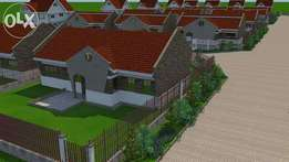 Nakuru; 3bd houses for sale in a gated community