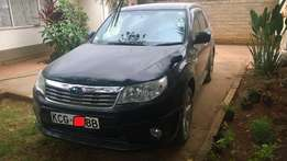 SUBARU Forester 2008 - Manual - Offers are welcome!!