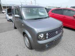 Newly Arrived Nissan Cube