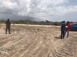 Land at Magodo GRA phase 2 with title Government Allocation