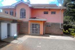 5 bedroom cozy mansionette Kitusuru Nairobi