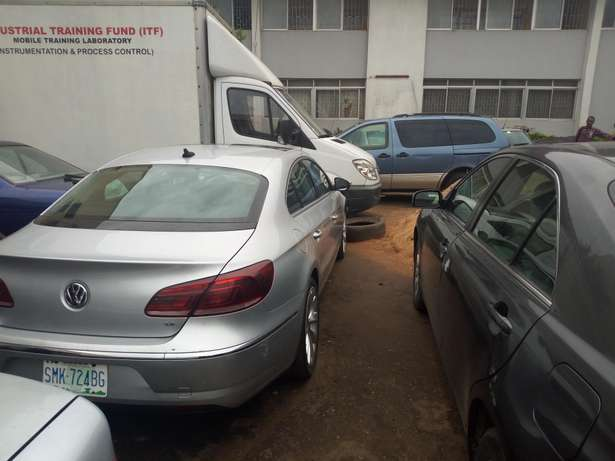 Neatly used Vw Cc Agege - image 4