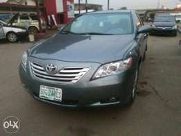 Registered Toyota Camry LE
