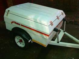 Venter Trailer - only been used a few times New price R13000