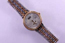 PIAGET gold and silver watch
