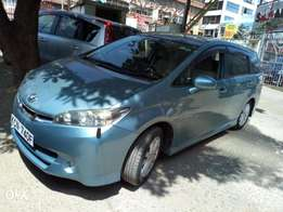 Toyota wish 2011 new arrival fully loaded, finance terms accepted