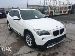 BMW x3 KCN number 2010 model loaded with alloy rims, sunroof , ste