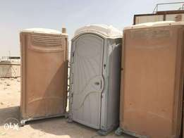 Used portable toilets for sale