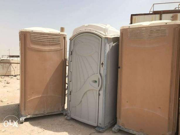 Used portable toilets for sale لوسيل -  1
