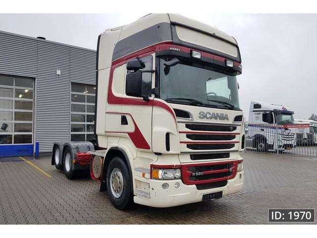 Scania R620 Topline, Euro 5, Retarder, Intarder - 2013 - image 6