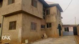 A room self contain and Mini flat at Ajibode behind University of Ib