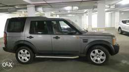 Discovery 3 tdv6 fully loaded with leather seats distress sale