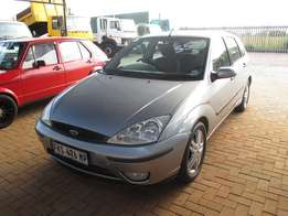 Ford Focus 1.5 Si 5 Dr - 2002